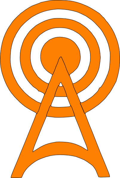 Tower clipart radio. Free to share clipartmonk