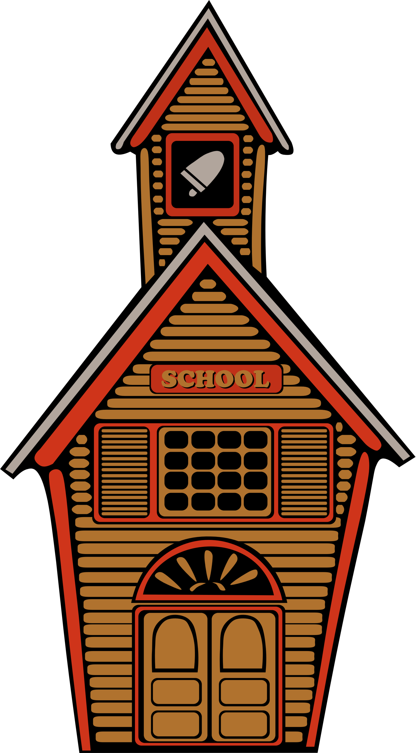 Tower clipart school. Country big image png