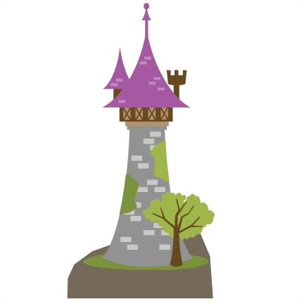 Tower clipart tangled tower. Best castle images