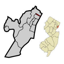 Town clipart crowded city. Guttenberg new jersey wikipedia
