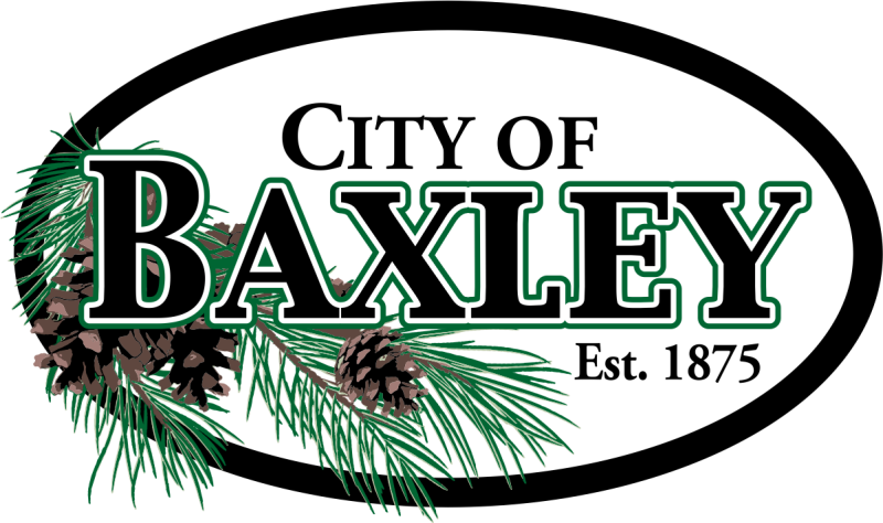 Town clipart crowded city. Of baxley appling county