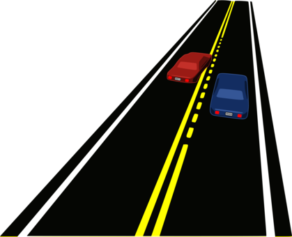 Town clipart lane. Highway shield malaysian expressway