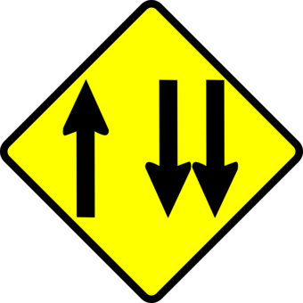 Town clipart lane. Traffic sign rotational symmetry