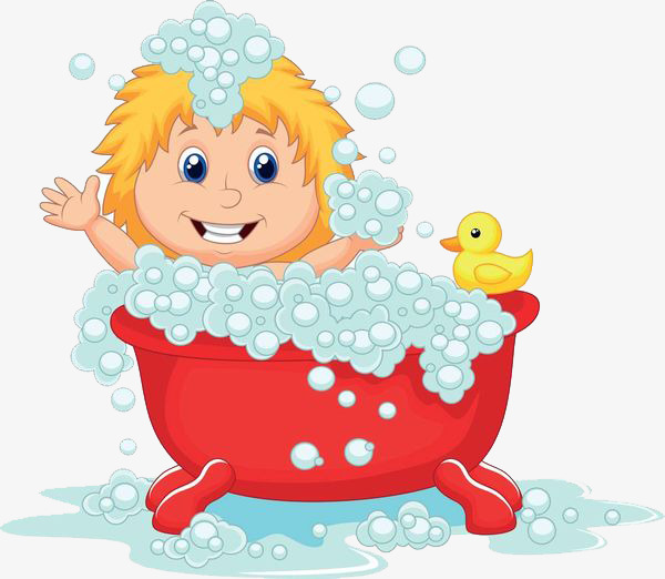 Toy clipart child toy. The bathtub and duck