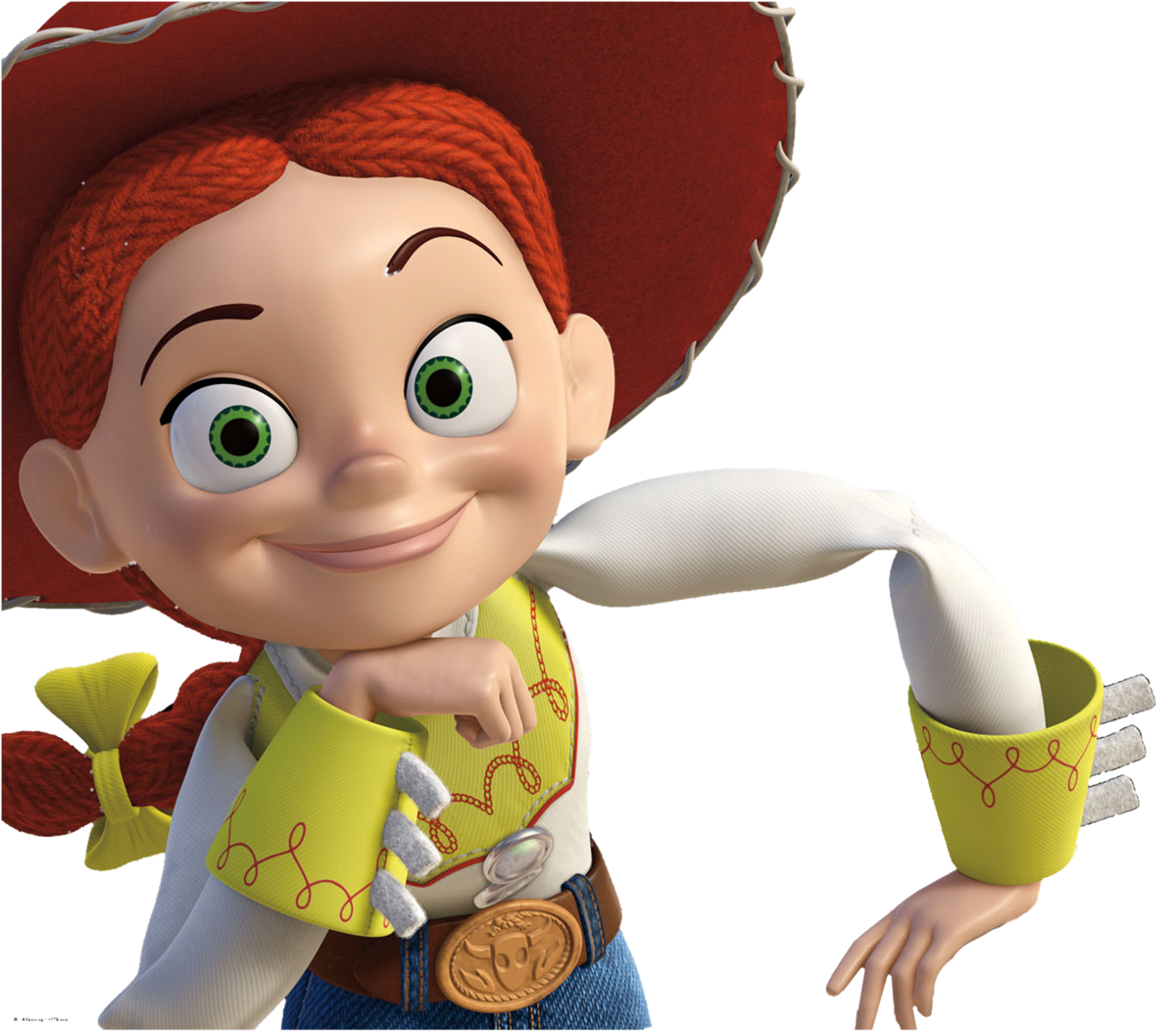 Woody and jessie png. Image from toy story