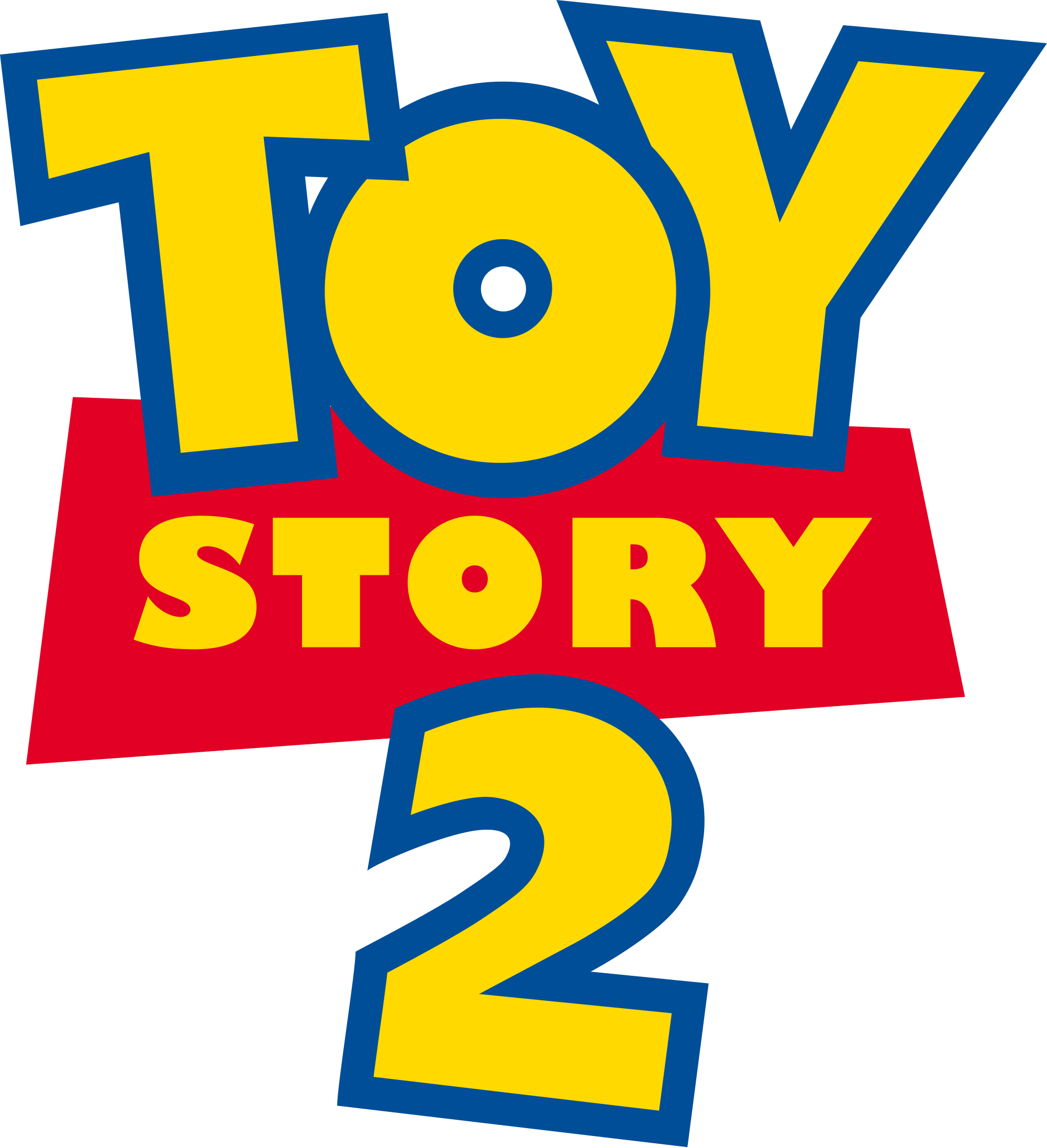 Toy story 2 png. Image px logo svg