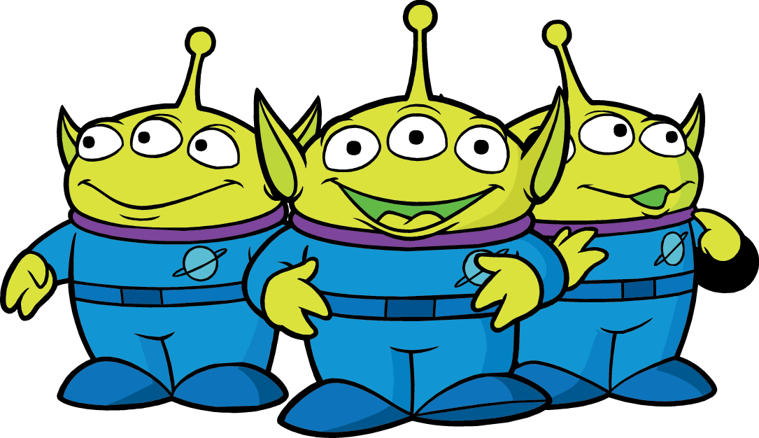 Toy story alien png. Free clipart at getdrawings