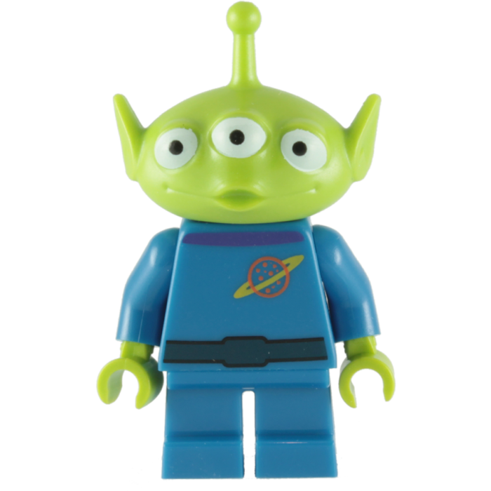 Toy story alien png. Buy lego minifigure the