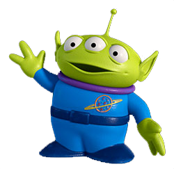 Toy story alien png. Image fiction foundry fandom
