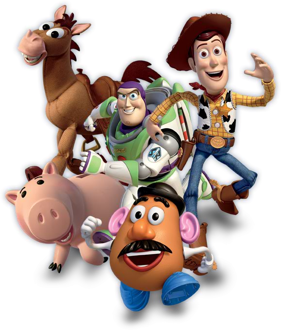 Toy story bullseye png. De pel culas party