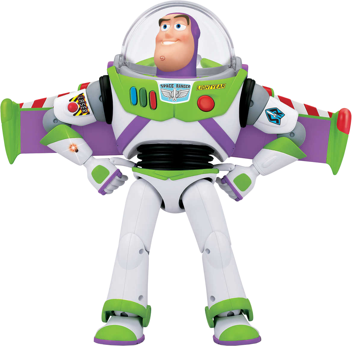 Toy story buzz and woody png. Action figure thinkway toys