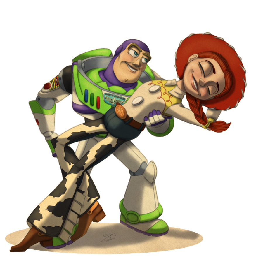 Toy story buzz and woody png. Jessie lightyear sheriff dance