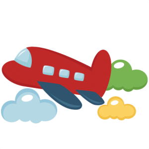 Toys clipart silhouette. Toy airplane svg cutting