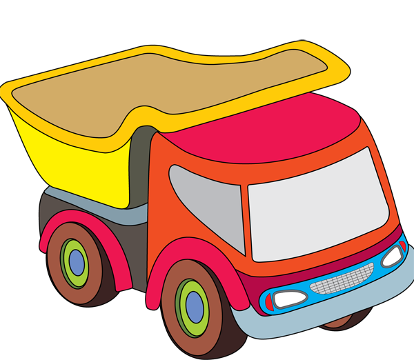 Toys vector car toy. Free clipart pictures of