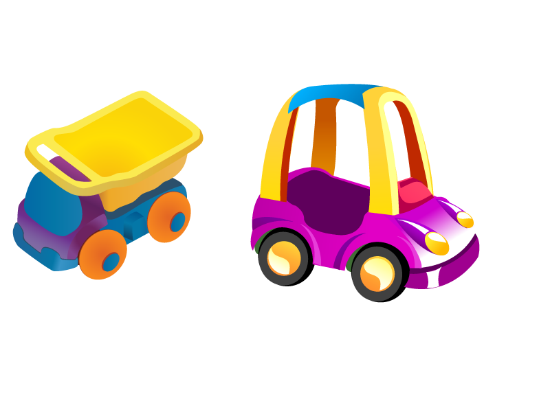 Toys vector car toy. Child euclidean transprent png