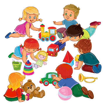Toys vector floor clipart. Sit on the png