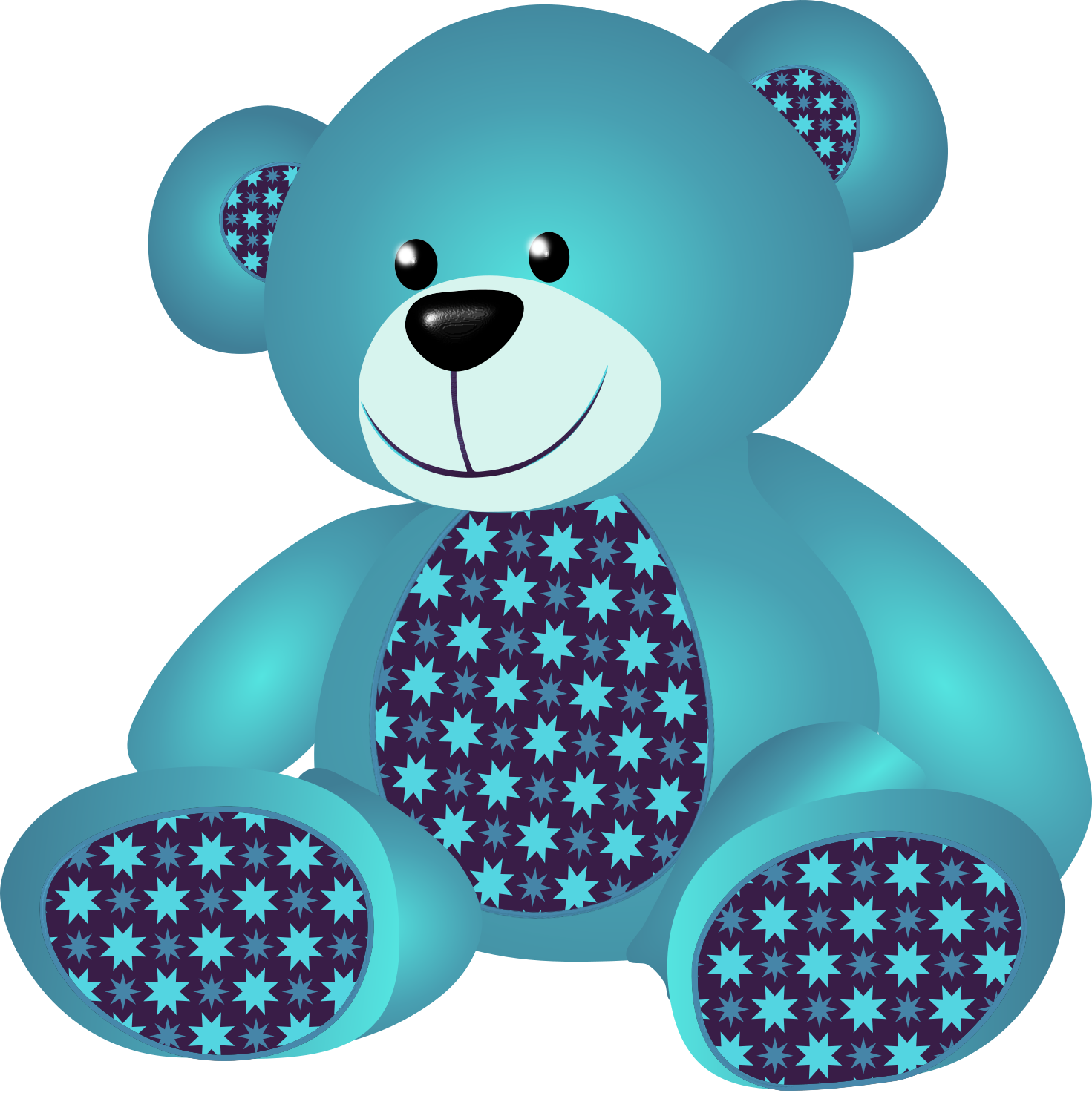 Toys vector kid items. Oso cliparts pinterest