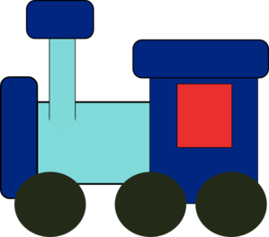 Toys vector train. Toy clip art at