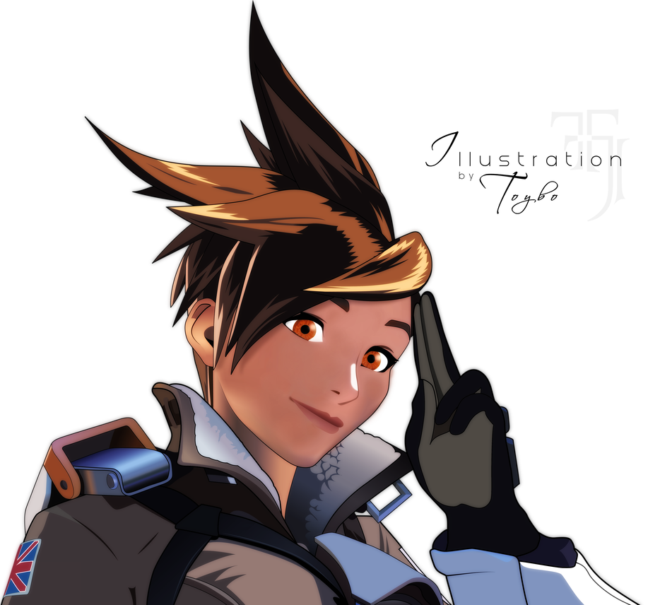 Goggles transparent tracer. Without glasses by toyboj