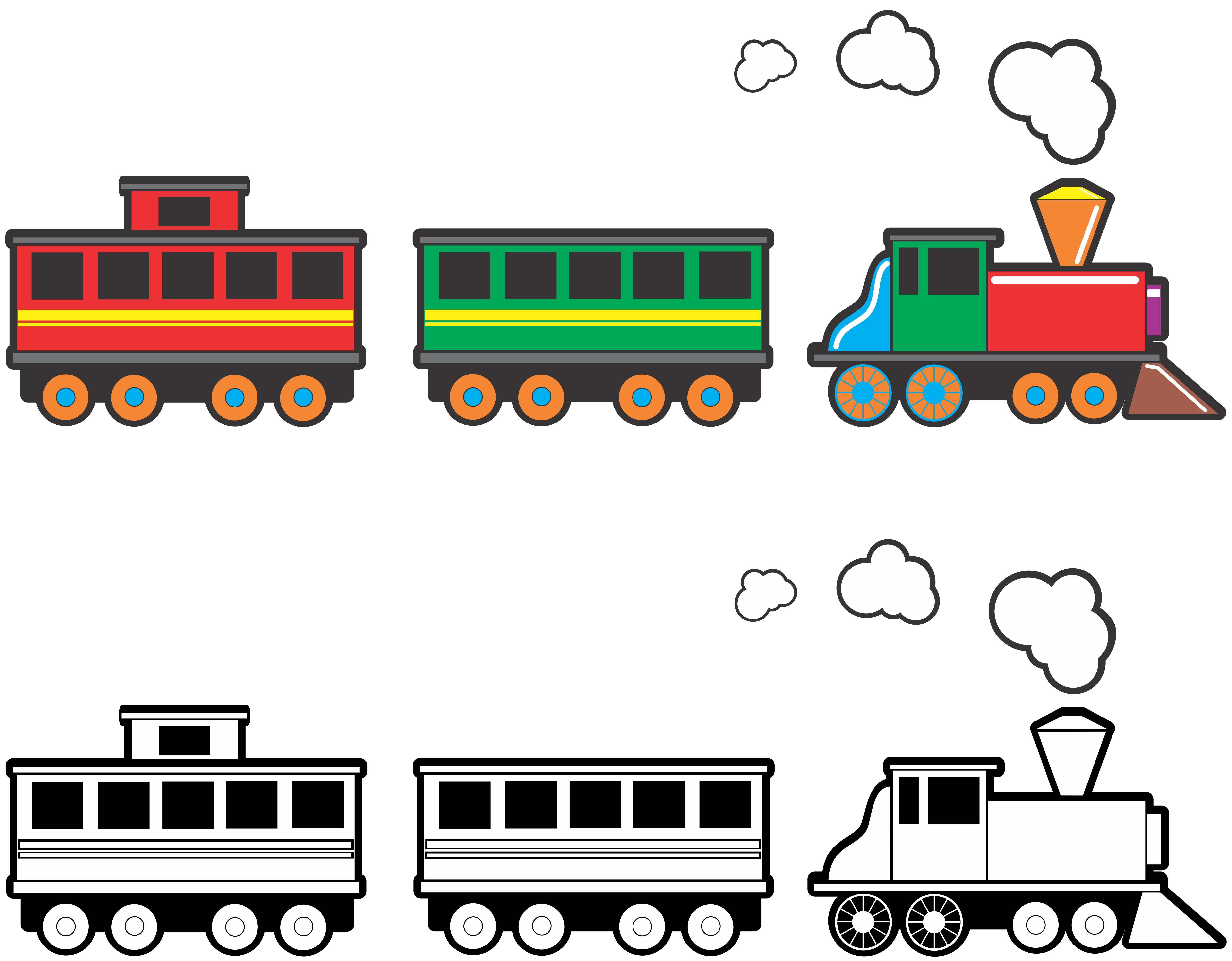 Track clipart train track. Tracks toy or cartoon