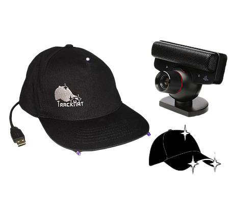Trackhat clip head tracking. Kit track hat previous