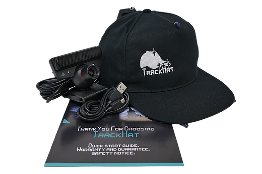 Trackhat clip head tracking. Plus double kit track