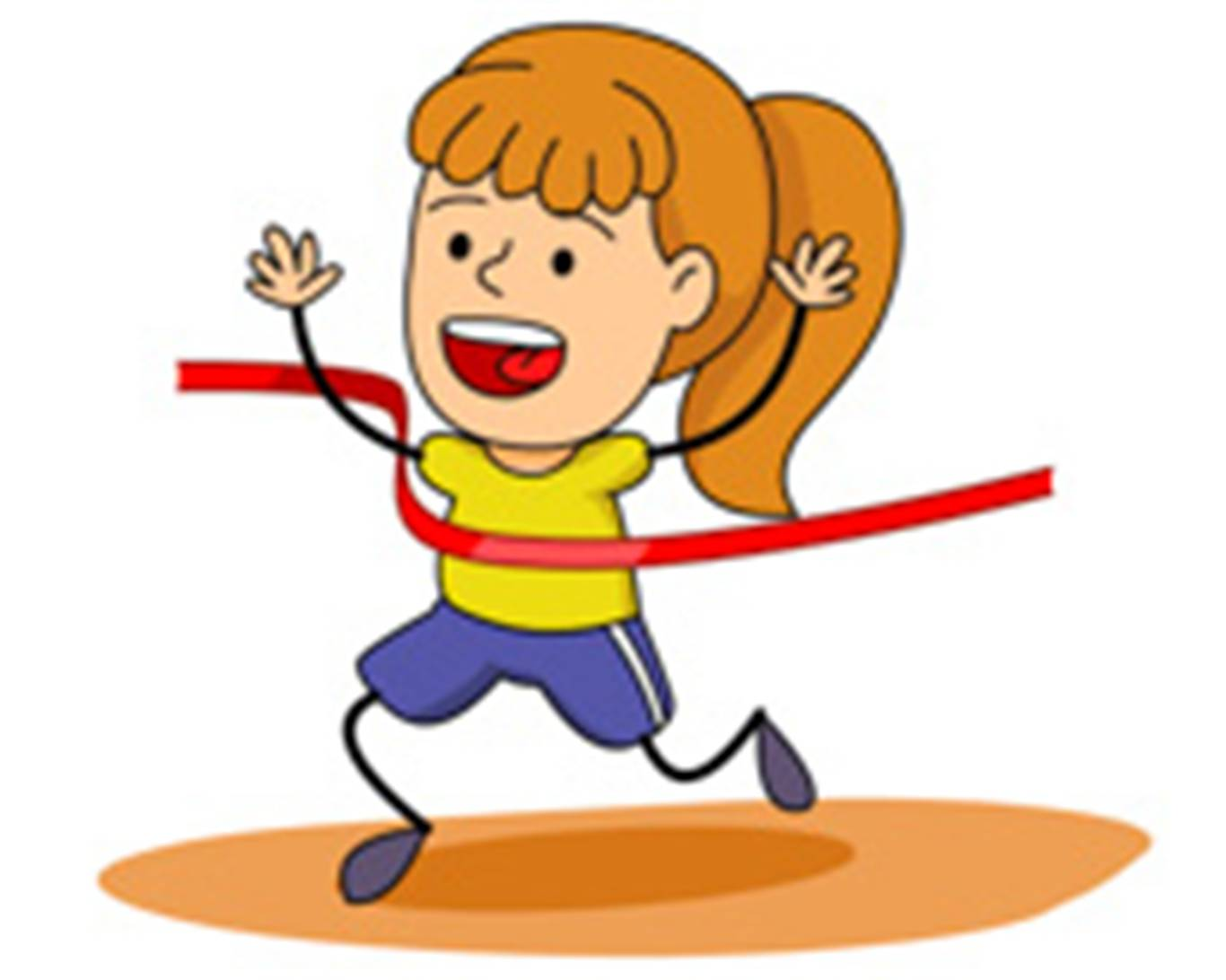 Tracks clipart athletic meet. St gabriel track and