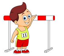 Tracks clipart field runner. Search results for clip