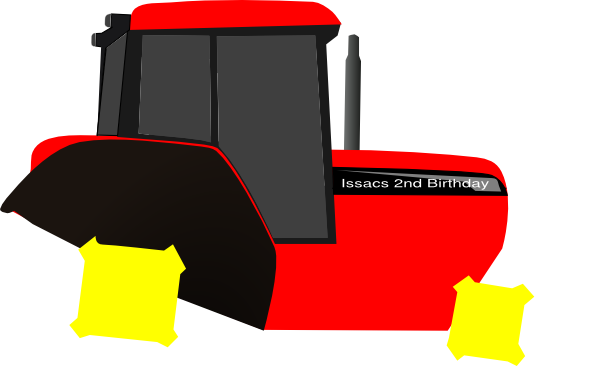 Tractor clipart office 2013. Issacs nd tractors clip