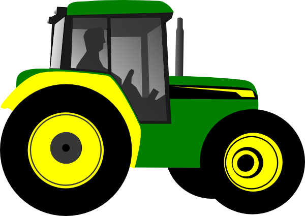 Tractor clipart tactor. Free