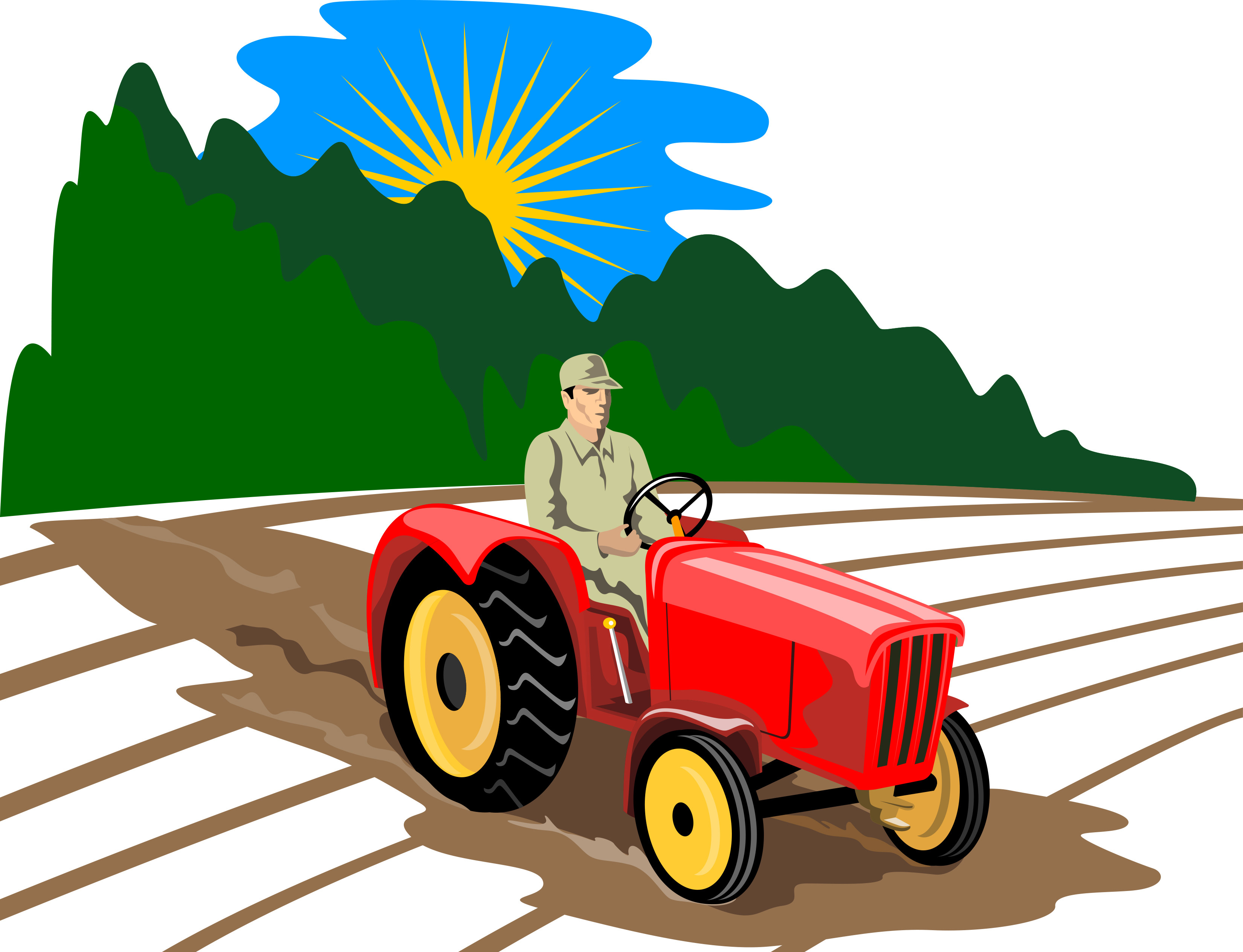 Tractor clipart tractor indian. Free images cartoon pictures