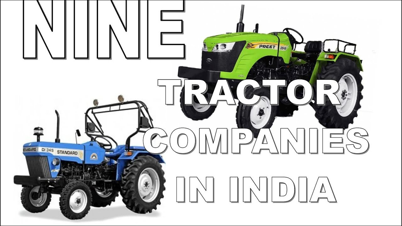Tractor clipart tractor indian. Top nine companies in