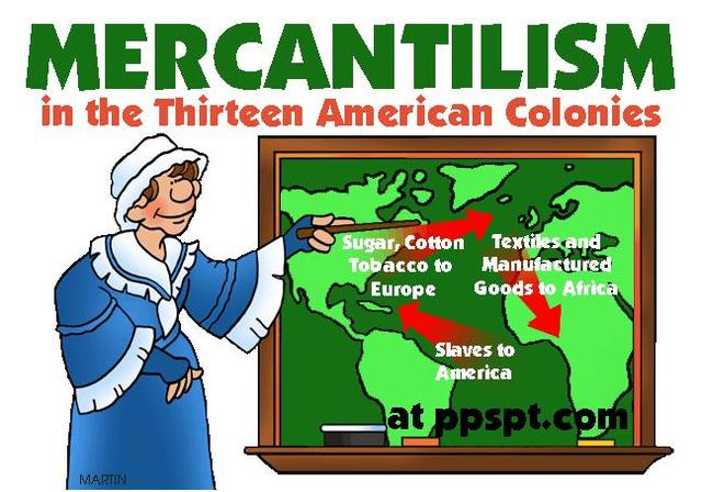 Trade clipart mercantilism. Colonial america from timeline