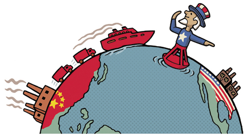 Trade clipart tariff. How policy sent jobs