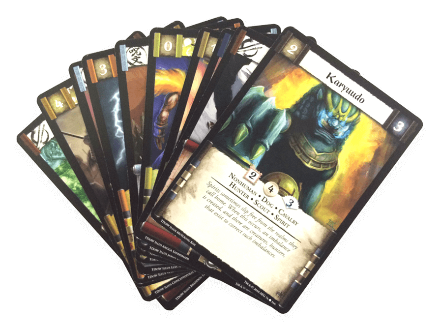 trading card games png