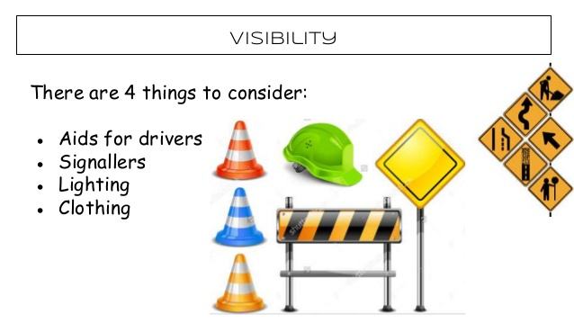 Safety six key issues. Traffic clipart traffic management clip black and white