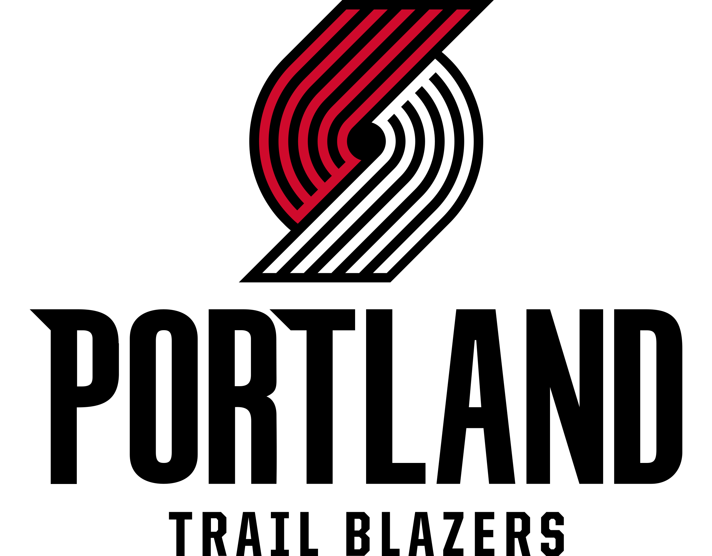 Steelers vector svg. Portland trail blazers logo