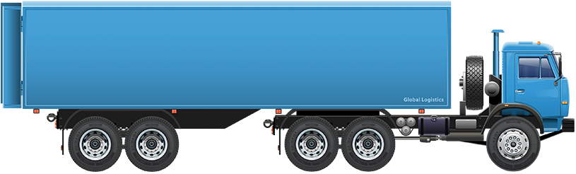 Truck clipart container truck. Icon web icons png