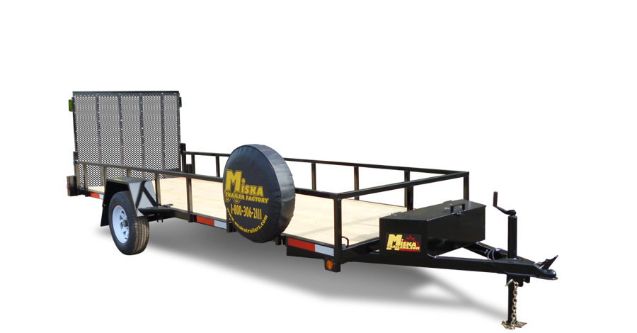 trailers clip chassis