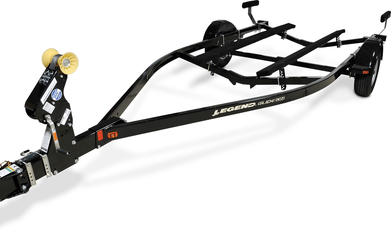 Trailering clip chassis. X series trailer feature