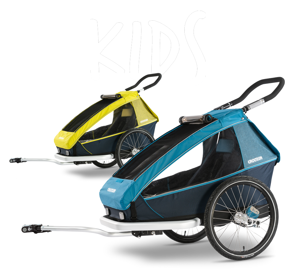 Trailers clip bike trailer. Bicycle for child pet