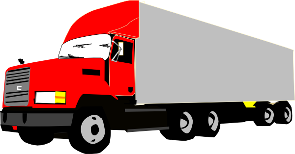 Trailers clip ground. Trailer clipart clipground