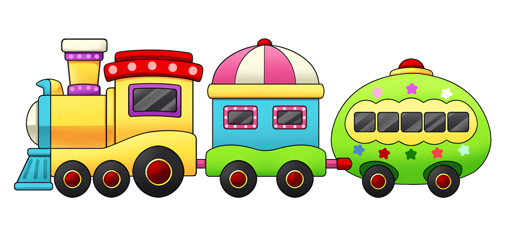 Train cartoon png. Free to use public