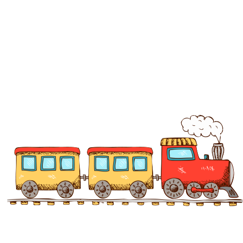 Train cartoon png. Transport drawing child clip