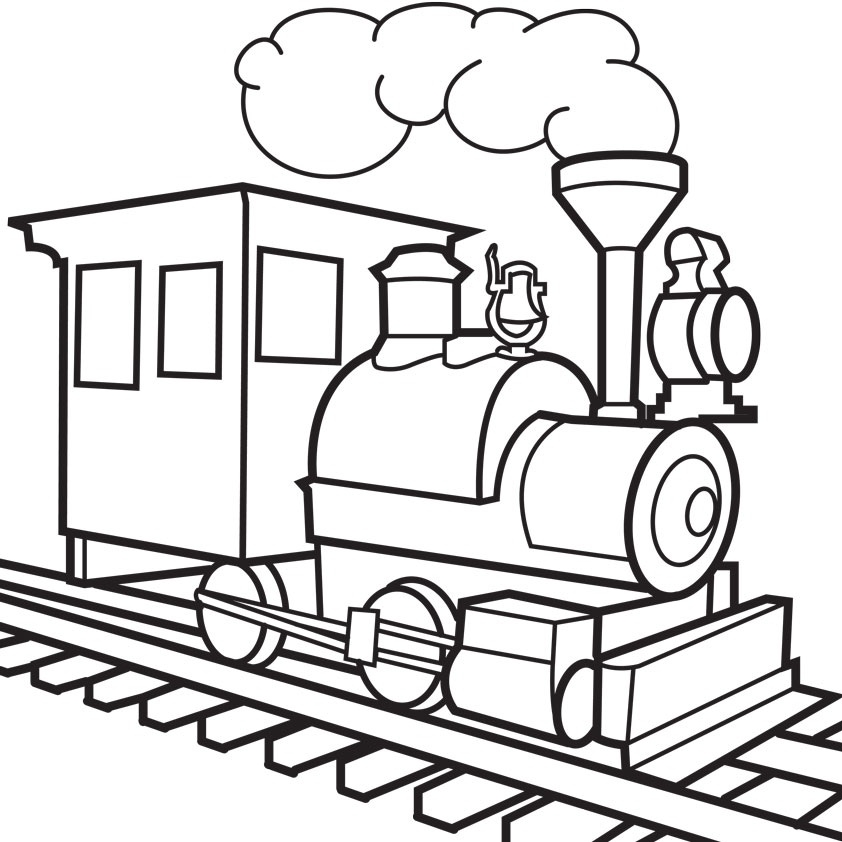 Train clipart black and white. Great of letter master