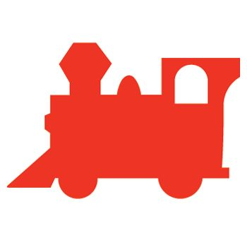 Train clipart simple. Silhouette at getdrawings com
