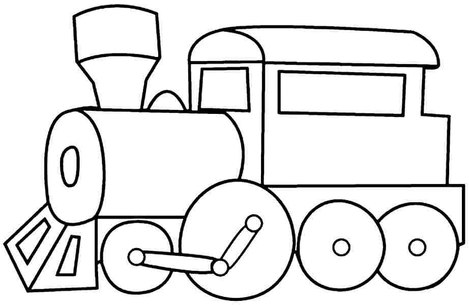 Trains clipart template. Train printable coloring pencil