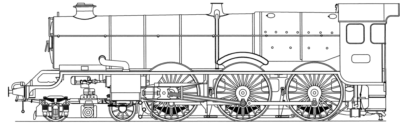 Train drawing png. File autocad of a