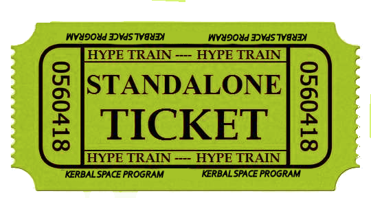 Train ticket png. Hype branch line