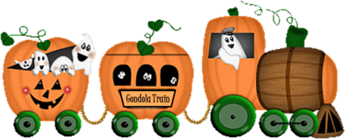 Trains clipart halloween. Have a spooktacular weekend